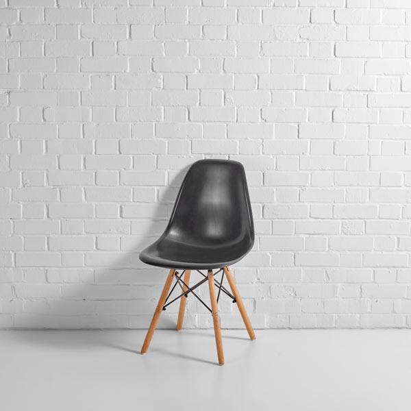 Eames Chair Black