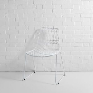 Designer Wire Chair